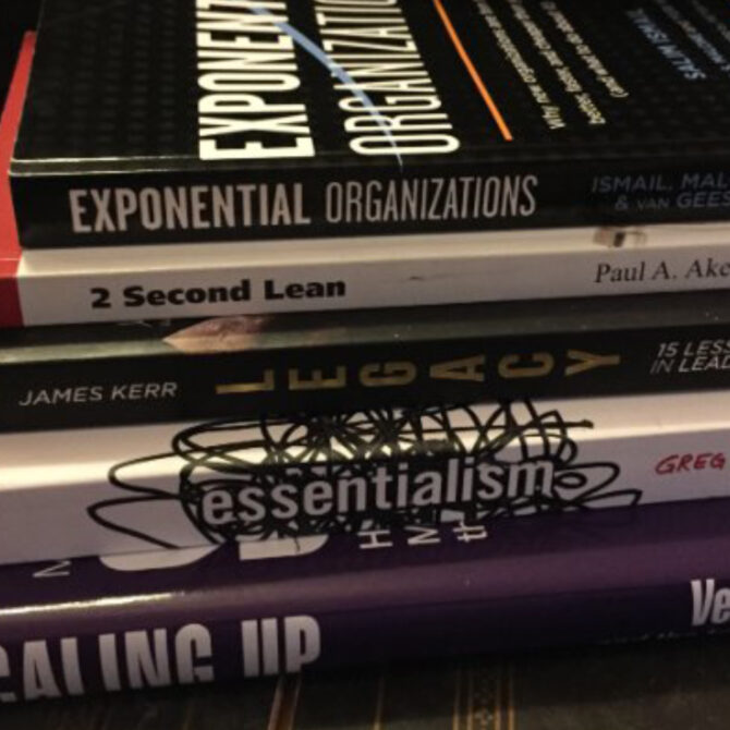 My Top 5 Business books of 2015