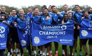 Leicester-players-arrive-at-training-after-title-is-confirmed