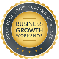 Scaling Up Business Growth Workshop  – London   February 22nd 2018